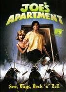 Joe's Apartment - DVD cover (xs thumbnail)