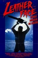Leatherface: Texas Chainsaw Massacre III - German Movie Poster (xs thumbnail)