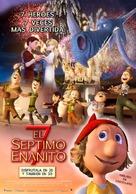 Der 7bte Zwerg - Argentinian Movie Poster (xs thumbnail)