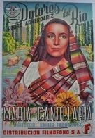 María Candelaria - Spanish Movie Poster (xs thumbnail)