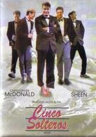 Five Aces - Mexican Movie Cover (xs thumbnail)