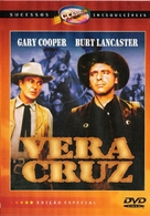 Vera Cruz - Brazilian DVD movie cover (xs thumbnail)