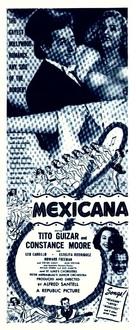 Mexicana - poster (xs thumbnail)
