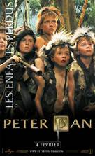 Peter Pan - French Movie Poster (xs thumbnail)