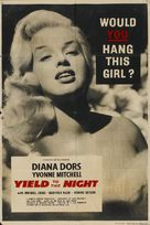 Yield to the Night - British Movie Poster (xs thumbnail)
