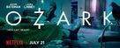 """Ozark"" - Movie Poster (xs thumbnail)"