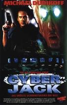Cyberjack - German Movie Cover (xs thumbnail)