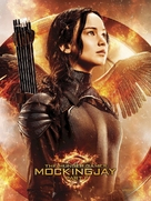 The Hunger Games: Mockingjay - Part 1 - Video release movie poster (xs thumbnail)