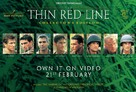 The Thin Red Line - Video release poster (xs thumbnail)