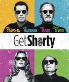Get Shorty - Blu-Ray cover (xs thumbnail)
