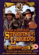 """Streets of Laredo"" - British DVD movie cover (xs thumbnail)"