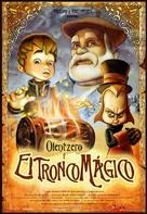 Olentzero y el tronco mágico - Spanish Movie Poster (xs thumbnail)