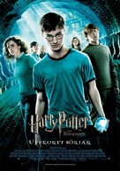 Harry Potter and the Order of the Phoenix - Swedish Movie Poster (xs thumbnail)