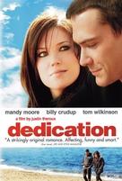 Dedication - DVD cover (xs thumbnail)