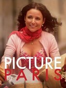 Picture Paris - Blu-Ray movie cover (xs thumbnail)