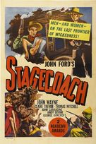 Stagecoach - Movie Poster (xs thumbnail)