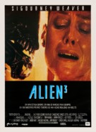 Alien 3 - Spanish Movie Poster (xs thumbnail)