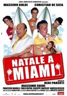 Natale a Miami - Italian Movie Poster (xs thumbnail)
