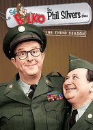 """""""The Phil Silvers Show"""" - DVD cover (xs thumbnail)"""