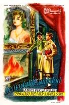 Amici per la pelle - Spanish Movie Poster (xs thumbnail)