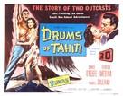 Drums of Tahiti - Movie Poster (xs thumbnail)
