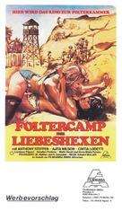 Orinoco: Prigioniere del sesso - German poster (xs thumbnail)