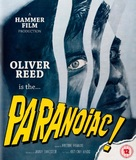 Paranoiac - British Blu-Ray cover (xs thumbnail)