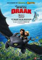 How to Train Your Dragon - Dutch Movie Poster (xs thumbnail)