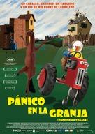Panique au village - Spanish Movie Poster (xs thumbnail)