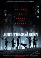 Pet Sematary - Swedish Movie Poster (xs thumbnail)