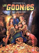 The Goonies - Belgian Movie Cover (xs thumbnail)