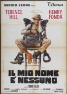 Il Mio Nome E Nessuno - Italian Theatrical poster (xs thumbnail)