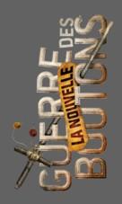 La nouvelle guerre des boutons - French Logo (xs thumbnail)