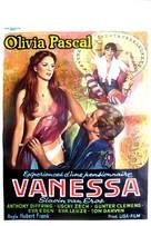 Vanessa - Belgian Movie Poster (xs thumbnail)