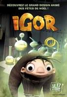 Igor - French Movie Poster (xs thumbnail)