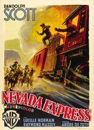 Carson City - Italian Movie Poster (xs thumbnail)