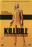 Kill Bill: Vol. 1 - Brazilian DVD cover (xs thumbnail)