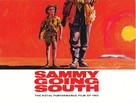 Sammy Going South - British Movie Poster (xs thumbnail)