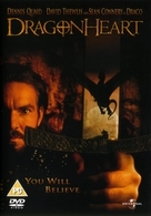 Dragonheart - British DVD cover (xs thumbnail)