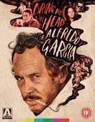 Bring Me the Head of Alfredo Garcia - British Movie Cover (xs thumbnail)