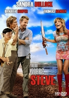 All About Steve - Argentinian Movie Cover (xs thumbnail)