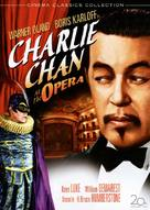 Charlie Chan at the Opera - DVD cover (xs thumbnail)