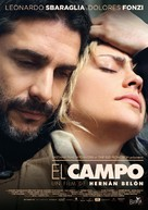 El campo - French Movie Poster (xs thumbnail)