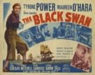 The Black Swan - British Movie Poster (xs thumbnail)