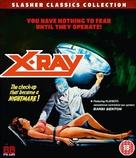 Hospital Massacre - British Blu-Ray cover (xs thumbnail)