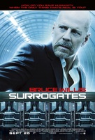 Surrogates - Movie Poster (xs thumbnail)
