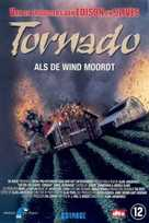 Nature Unleashed: Tornado - Dutch DVD cover (xs thumbnail)