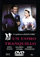 The Quiet Man - Italian Movie Cover (xs thumbnail)