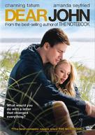 Dear John - DVD cover (xs thumbnail)