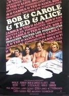 Bob & Carol & Ted & Alice - Movie Poster (xs thumbnail)